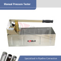 HSY30-5 bomba de prueba de presión manual portátil para la venta