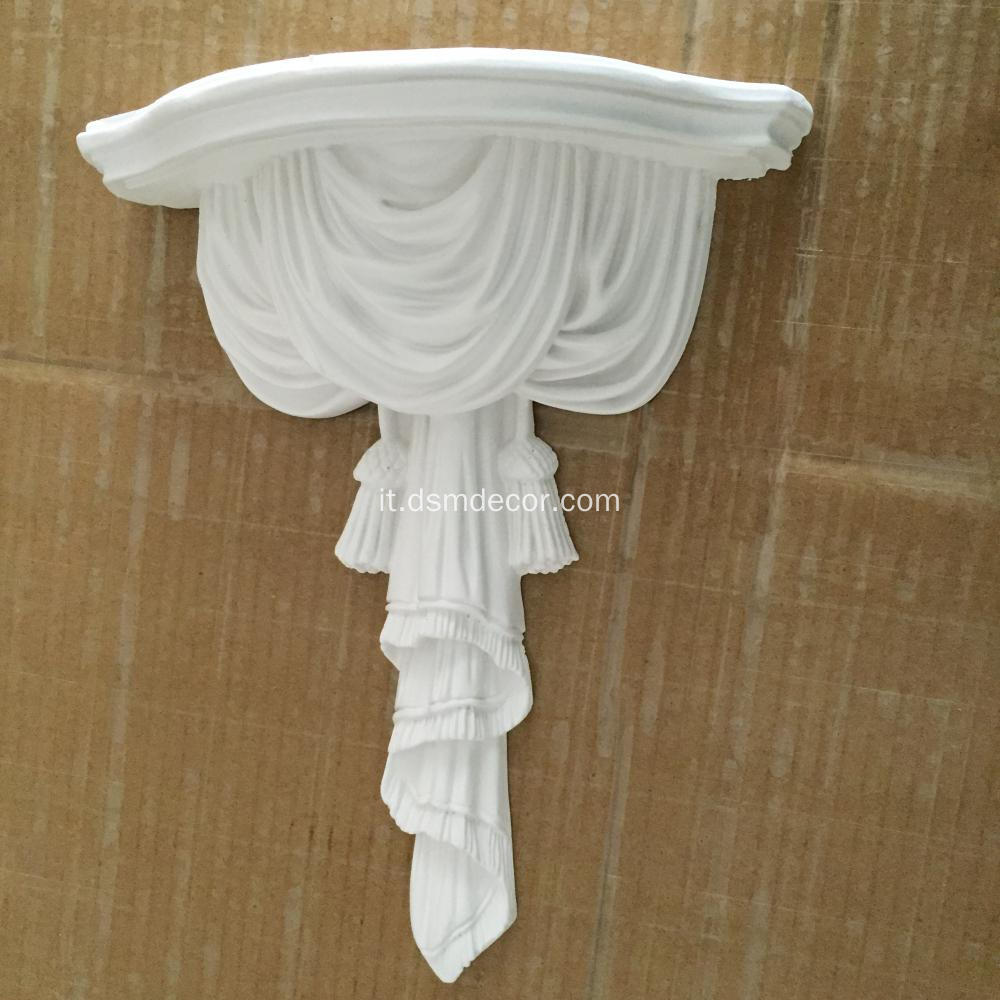 Ornamento decorativo in poliuretano