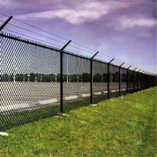 ПВХ покрытием High Way Chain Link Fence