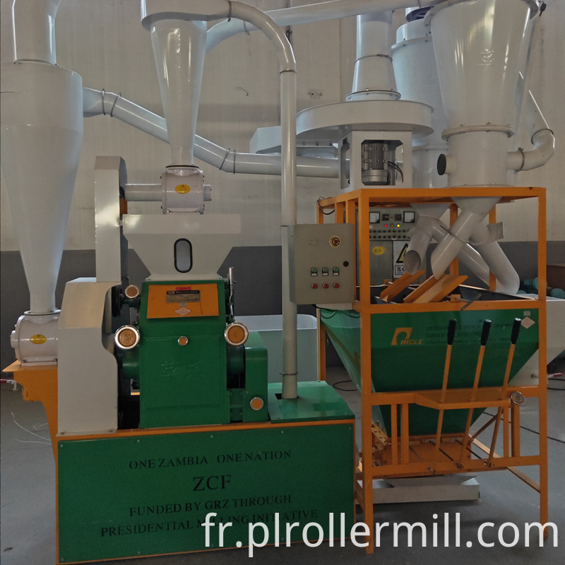 Zambia 3TPD Solar Power Maize Flour