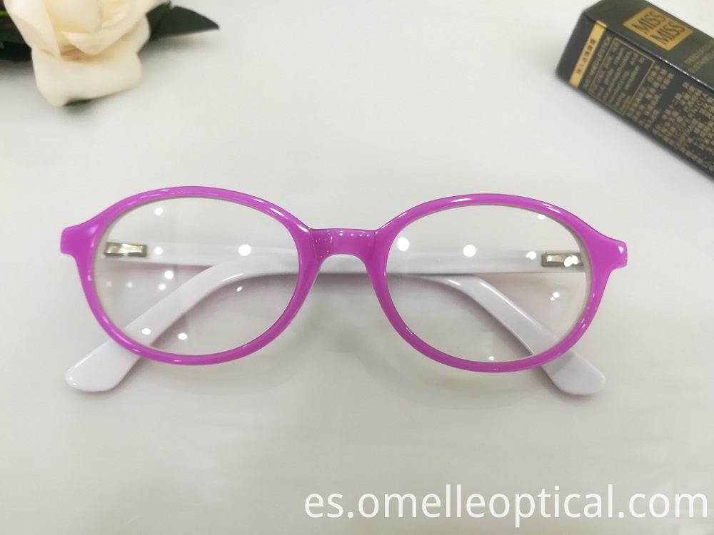 Oval Kid Glasses