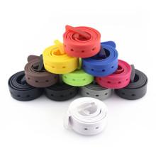 Cinto de silicone colorido TPE OEM Preço de Fábrica