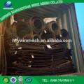 Telas tecidas de alta qualidade do fio de China