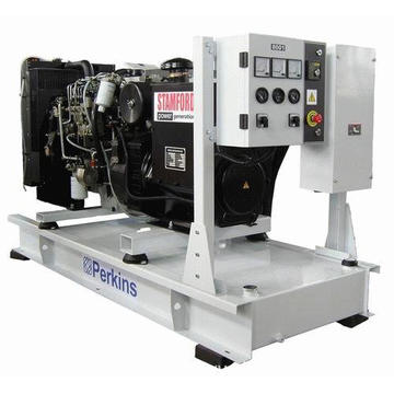 OEM for Perkins Diesel Generator Set, Perkins Engine Diesel Generators, Perkins Diesel Power Generator - sell. Automatic Type Perkins Diesel Generator With Stamford Alternator supply to Philippines Factory