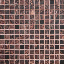 20*20mm Glass Mosaic for Wall Bathroom