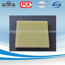 Хорошее качество высокотемпературных теплоизоляционных материалов G11 эпоксидный лист производства Zhejiang Jingjing