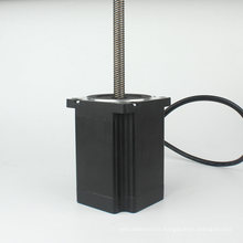 1.8 Degree 86mm NEMA 34 Screw Rod Linear Stepper Motor