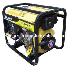 Open Frame Air Cooled Diesel Generator Set (DG4000E)