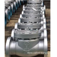 Flange end 8 Inch check valve