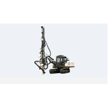 STR100 Top Hammer Mining Drilling Rig