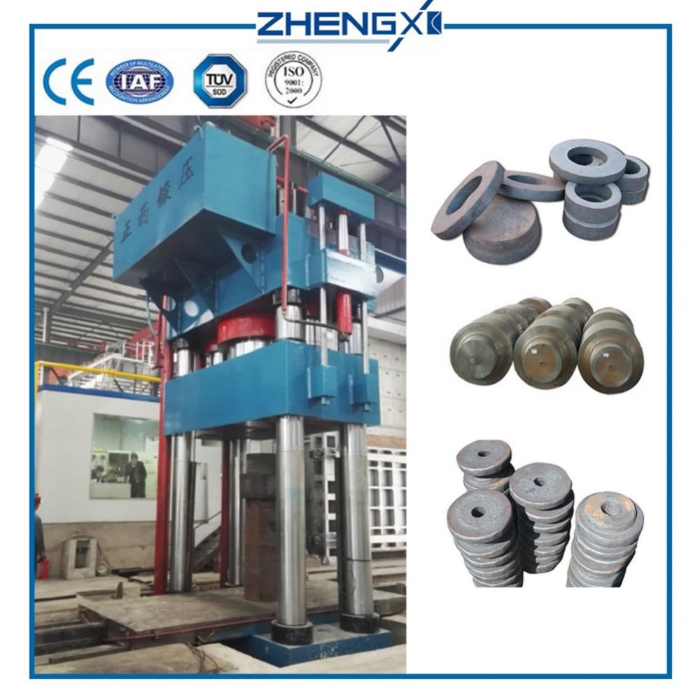 Hot Forging Forging Hydraulic Press Machine 1000T