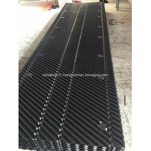 Remplissage de tour de refroidissement en PVC à contre-courant 1220mm
