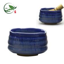 China Hochwertige Keramik Matcha Schüssel handgemachte bunte Schüsseln