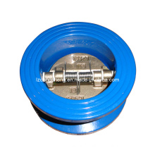 JIS 10k Iron Wafer Check Valve