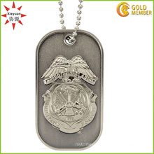 Custom Metal Military Dog Tag