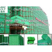 (Nuevas ventas) pantalla de seguridad HDPE material plástico