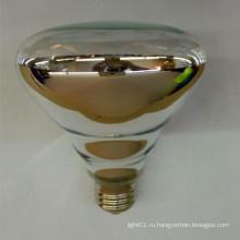 R95 отражают шарик, затемняя свет электрической лампочки с 5.5W E27