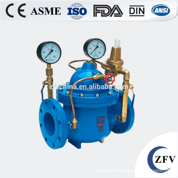 Factory Price Ductile iron pressure reduce valve ( PRV) for water