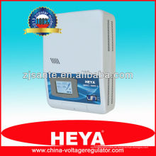 SRWII-4000-L LCD-Display montiert Relais Steuerspannungsregler