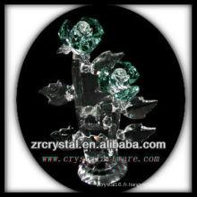 Fleur de cristal