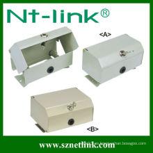 Para caja de metal de 10 pares de módulos de perfil