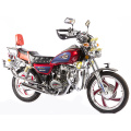 HS150-3A 150cc Gas Motorcycle 2 Wheeler con mp3