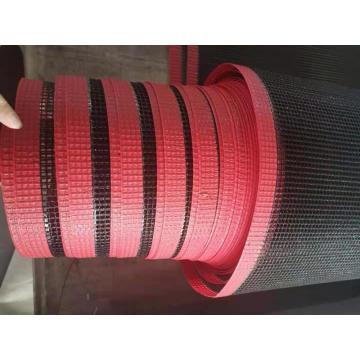 Heat resistant mesh belt