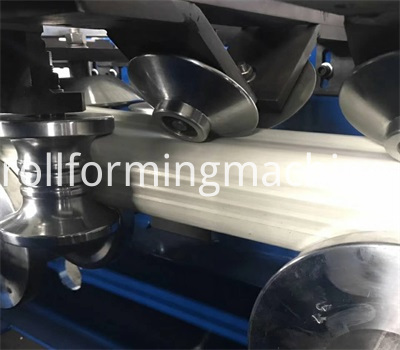 Steel Downpipe roll forming machine