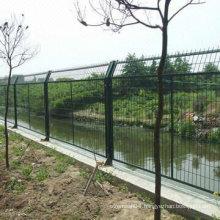 galvanized steel decorative garden wire fence