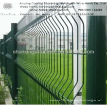 Powder Coated Wire Mesh Zaun (Shunxing Factory)