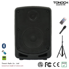 6.5 Inches Professional Portable Wireless Speaker with Battery