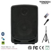 6,5 polegadas Professional Speaker sem fio portátil com bateria
