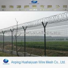 clôture barbelée de sécurité de l'usine fil de fer barbelé meilleur prix