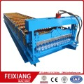 corrugated metal roofing panel roll forming machine