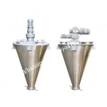 Plastic vertical powder mixer blender