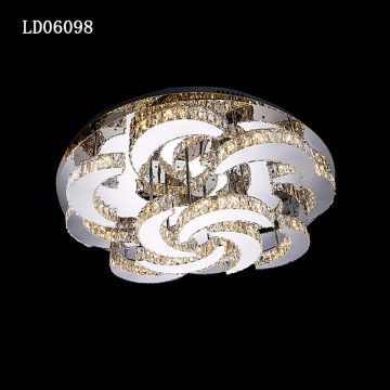 suspension ceiling lamp crystal light luxury chandelier
