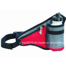 Sports Running Cycling Security Pocket Bag Belt Waterbottle Waist Bag