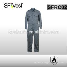 2015 vestuário de trabalho SFVEST de material a prova de fogo com certificado NFPA 2112