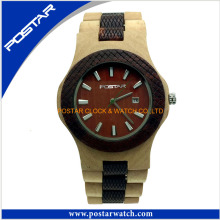 Fashion Wood Handmade Watch Unisex Wooden Watch