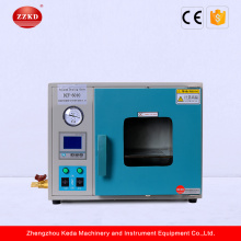 Thermostatic Pharmaceutical Desk Type Vacuum  Drying Oven