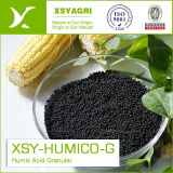 Natural leonardite humic acid granular