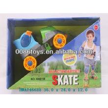 Crianças patins brinquedos, brinquedos skate, patins, crianças patins