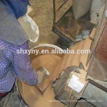 abrasifs aux noix décortiquées / noix en coque / coquilles de noix broyées