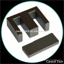 PC40 EI19 MnZn Material EI Type Soft Ferrite Core