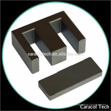 PC40 EI19 MnZn Material EI Tipo Soft Ferrite Core