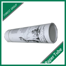 Nouveau tube de papier de style pour l'emballage de cadeaux