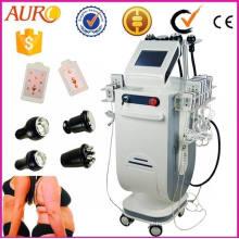Massageador de corpo de vácuo de celulite de cavitação RF