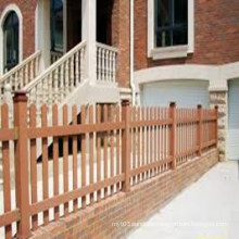 Top-Qualität WPC Zaun für Garten im Freien Fechten 200 * 200