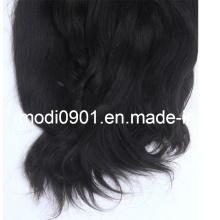 Имитация Волосы-100% натуральные прямые бразильские человеческие волосы