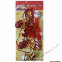 Giftbox Lámina de cuentas Decorar adornos navideños